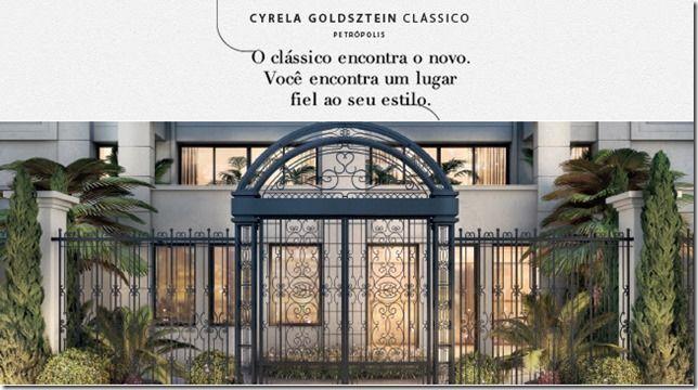 RS Notícias: Cyrela Goldsztein Clássico Petrópolis