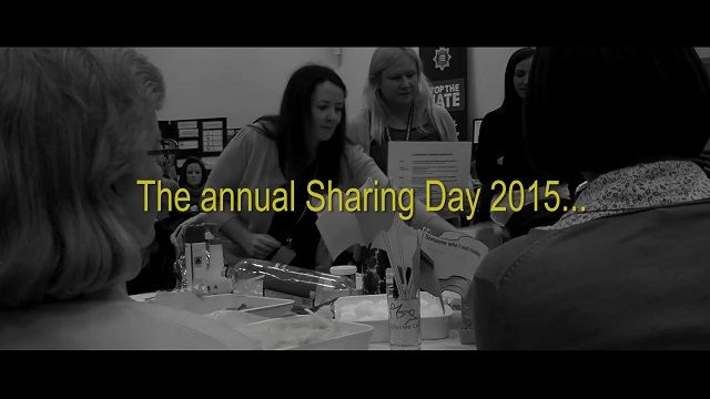 Sharing Day Feb 2015 - Essex Ice
