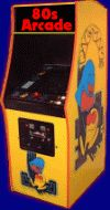 Play 80's Arcade games online for free.  Gotta luv this!!!
