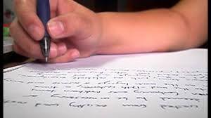 Risultati immagini per picture of pen writing on paper