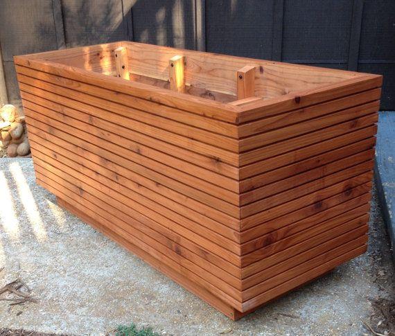 26 best Custom Planter Boxes images on Pinterest Planter boxes