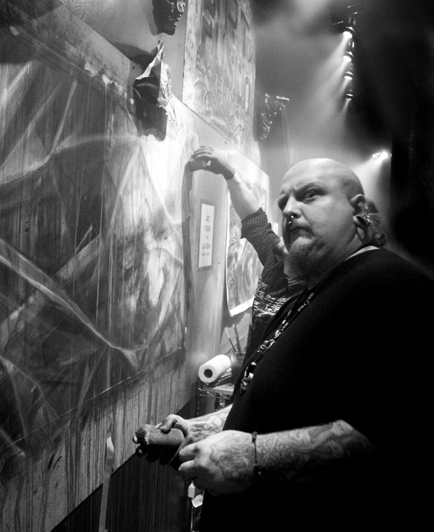 Kerry King Tattoo Hledat Googlem: 41 Besten Paul Booth Bilder Auf Pinterest