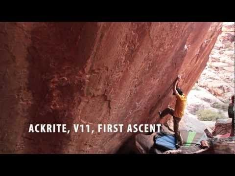 Paul & Heather Robinson: Sinless City #climbing #bouldering