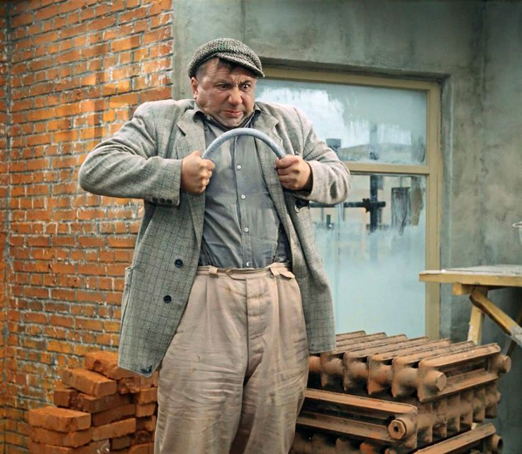 Алексей Смирнов - комедийный актер.