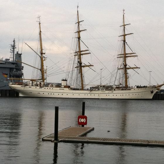 Gorch Fock, Kiel, Germany