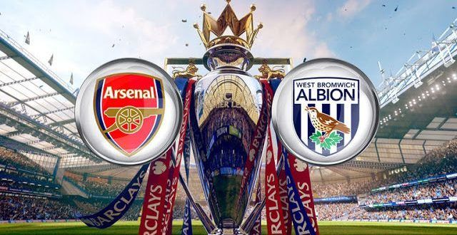 Arsenal vs West Bromwich Albion