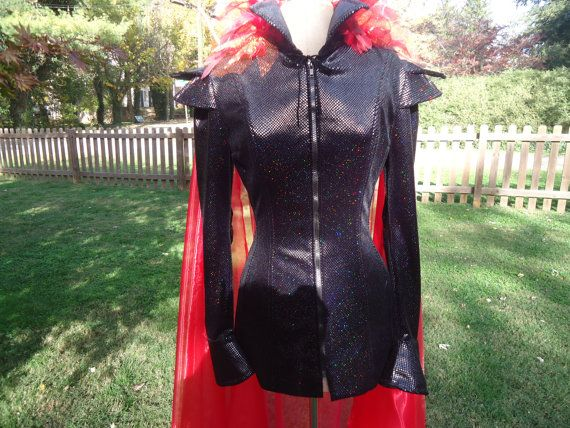 hunger games katniss everdeen girl on fire costume tunic and fire cape - Fire Girl Halloween Costume