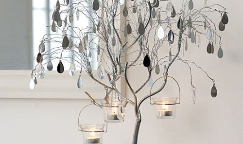 Tree of candles by Pentik