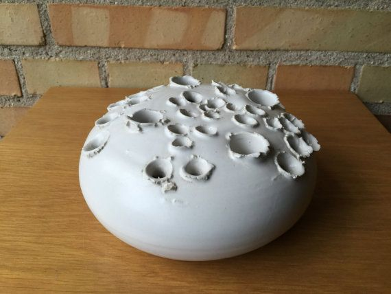 On #QUIRKYSUNDAY we bring you a craze Danish #Wurtz crater vase so you can send your flower to the moon with a:)