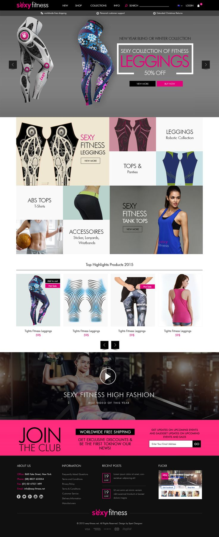 """Check out my @Behance project: """"Sexy Fitness Design"""" https://www.behance.net/gallery/41712515/Sexy-Fitness-Design"""