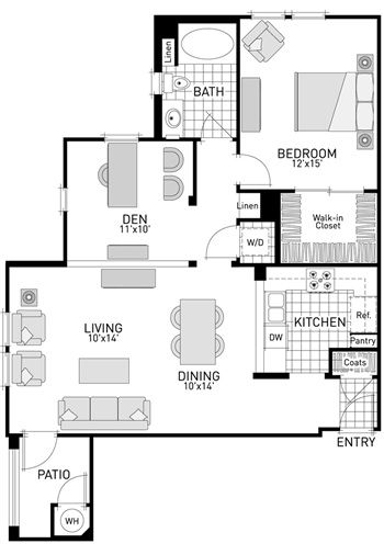 Franklin Street - Apartments in Redwood City - Prices And Floorplans