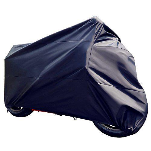 "Tokept Universal Black Motorcycle Cover Waterproof Sun UV for 104"" Honda Victory Kawasaki Yamaha Suzuki Harley Davidson Scooter(XXL) - http://www.caraccessoriesonlinemarket.com/tokept-universal-black-motorcycle-cover-waterproof-sun-uv-for-104-honda-victory-kawasaki-yamaha-suzuki-harley-davidson-scooterxxl/  #Black, #Cover, #Davidson, #Harley, #Honda, #Kawasaki, #Motorcycle, #ScooterXXL, #Suzuki, #Tokept, #Universal, #Victory, #WaterProof, #Yamaha #Motorcycle, #Parts"