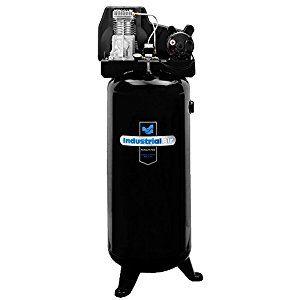 Industrial Air IL3106016 60-Gallon Hi-Flo Single Stage Cast Iron Air Compressor: Home Improvement