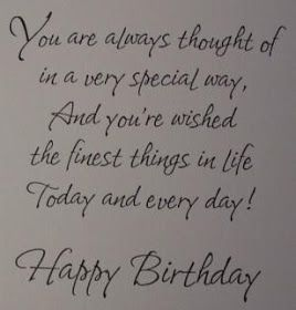 Apihyayan Blog: Birthday Quotes for Friends