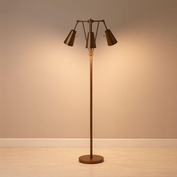 404 best images on pinterest monkey monkeys and for Living cameroon uplighter floor lamp antique brass finish