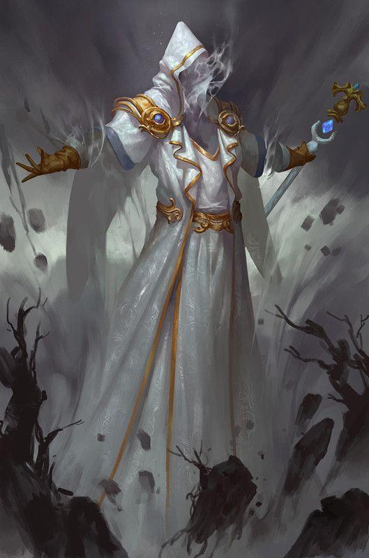 Zoifall  um dos nove magos da arcanista de Lufhenhain