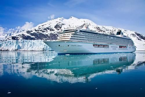 How the 1 Percent Cruise — The Most Lavish Ships on the High Seas
