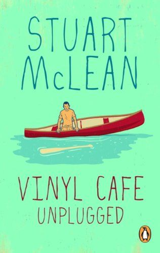 Vinyl Café Unplugged by Stuart McLean http://www.amazon.ca/dp/0143169696/ref=cm_sw_r_pi_dp_y574tb063RG1Y