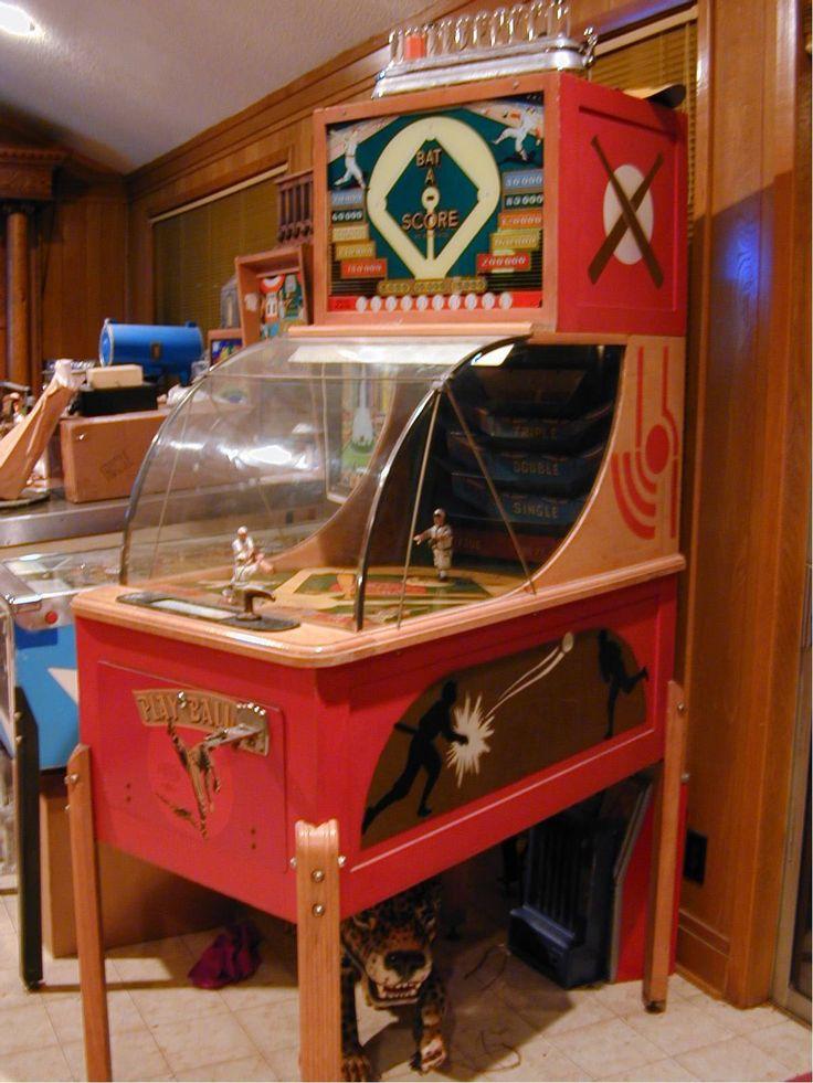 501 Best Vintage Penny Arcade Images On Pinterest Arcade