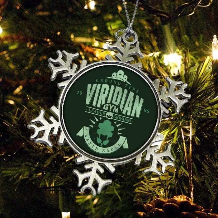 Viridian City Gym - Ornament