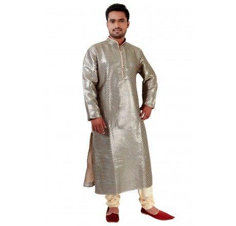 Mens designer Kurta Pyjama Sherwani