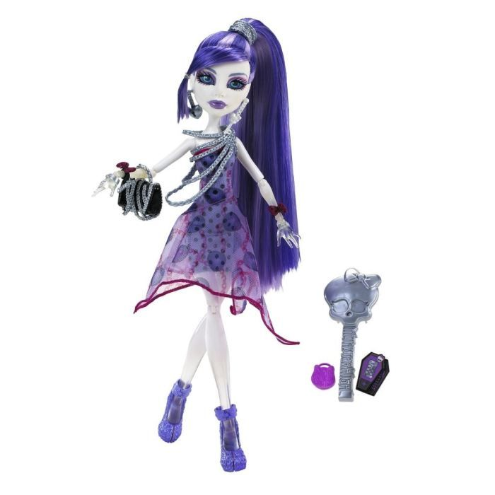 monster high | Monster High - Showbiz - Poupée Spectra revêtue d'une tenue hyper ...