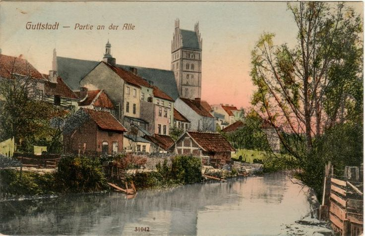 AK 1909 Guttstadt Dobre Miasto Ostpreußen Ermland Masuren Polen Olsztyn de.picclick.com