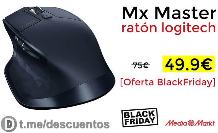 Ratón Logitech MX Master disponible por sólo 4990 - http://ift.tt/2B4rrAr