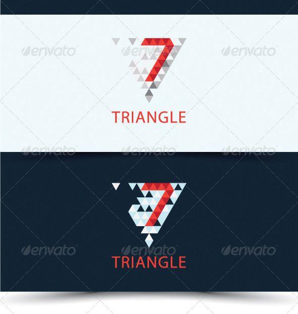 7 TRIANGLE LOGO