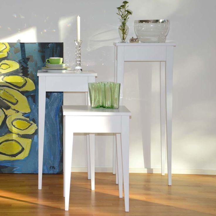 Der Kompakte Beistelltisch Im Wohnzimmer Platzsparende Designs - Design