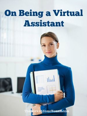 Want to know what it's like being a Virtual Assistant? Becky shares her story and the skills, training, and benefits that this work at home business entails. Read on to find out if becoming a VA is a good fit for you. via The Work at Home Woman