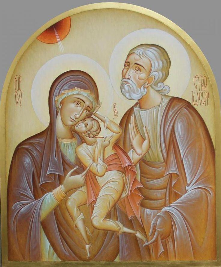 Святое Семейство (С. Солтивская)