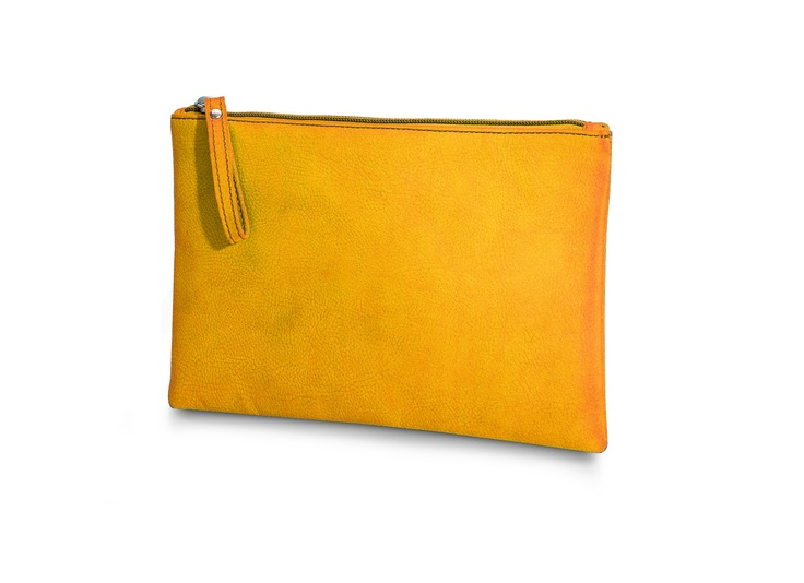 Giorgio Fedon Portatutto Yellow Bag
