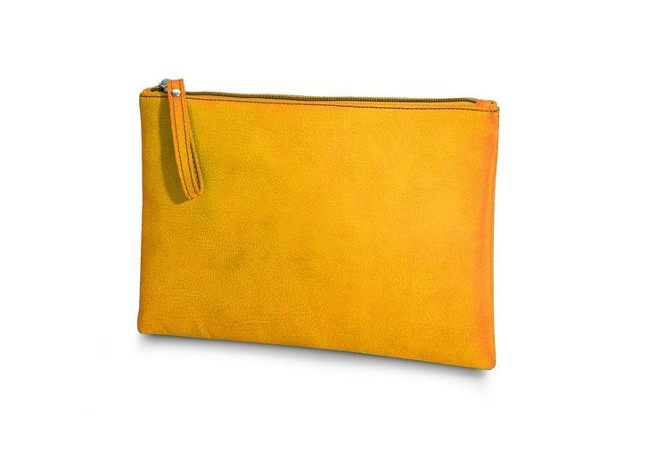 Giorgio Fedon Portatutto Yellow Bag - GIORGIO FEDON 1919 Wallets - Boston & Boston by BRAND
