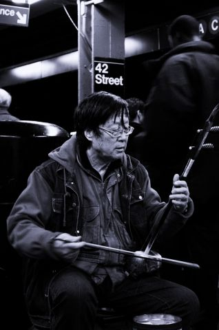 New York Subway music 2
