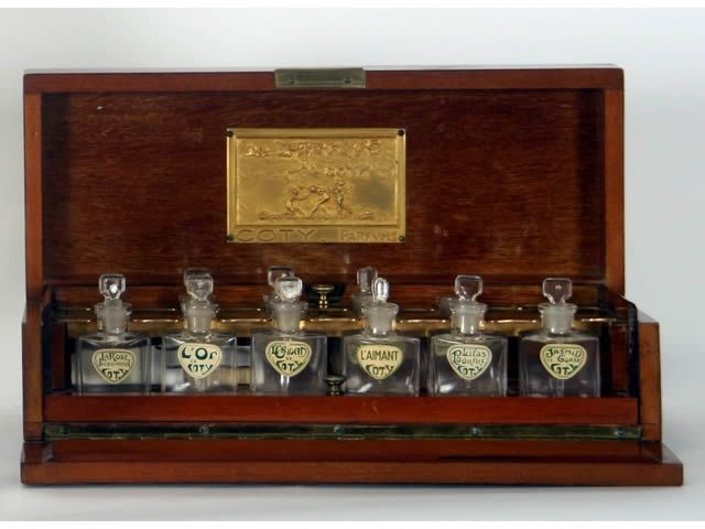 Lalique Les Parfums de Coty Perfume Tester