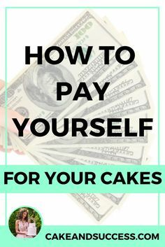 Not sure how to pay yourself for the cakes you make in your business? Read how to pay yourself in your cake business on the Cake & Success Blog. Cake pricing, cake tastings, cake consultations, cake studio, wedding cakes, gum paste, sugar flowers, Maggie Austin, Cake Decorating Tutorial, Cake Business, Craftsy Cake, Fondant, Cake Storefront, baking business, cake serving guide, cake storage, cake organization, cake presentation
