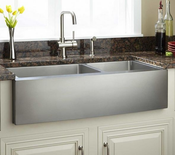 New Stainless Farm Sinks Available at Pittsburgh Kitchenramma