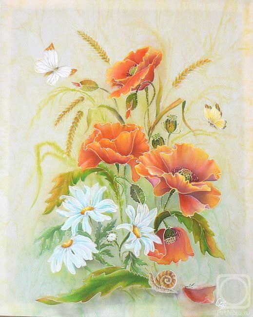 Smaglii Svetlana. Wild flowers