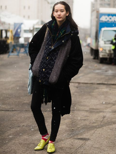 Natasha Sahashi's Style Blog What Makes You Happy ?!  : HOW TO KEEP YOUR WINTER COAT LOOKING GREAT ?