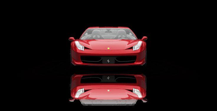 Tuning Of Ferrari 458 Italia Coupe 2011 - 3DTuning