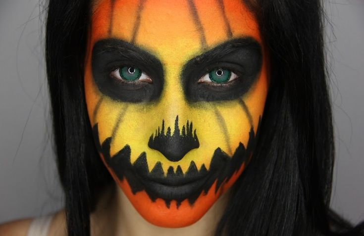 5 Simple Halloween Makeup Tutorials