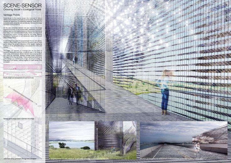 Scene-Sensor // Crossing Social and Ecological Flows / James Murray and Shota Vashakmadze