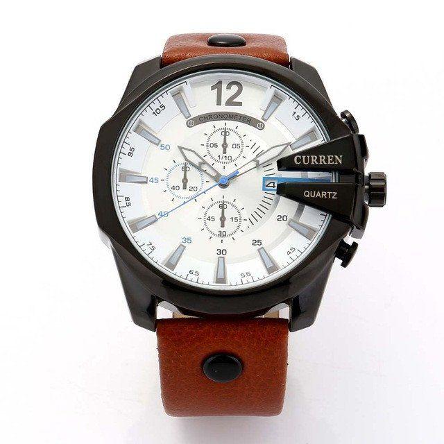 55mm - CURREN Retro Fashion Watch