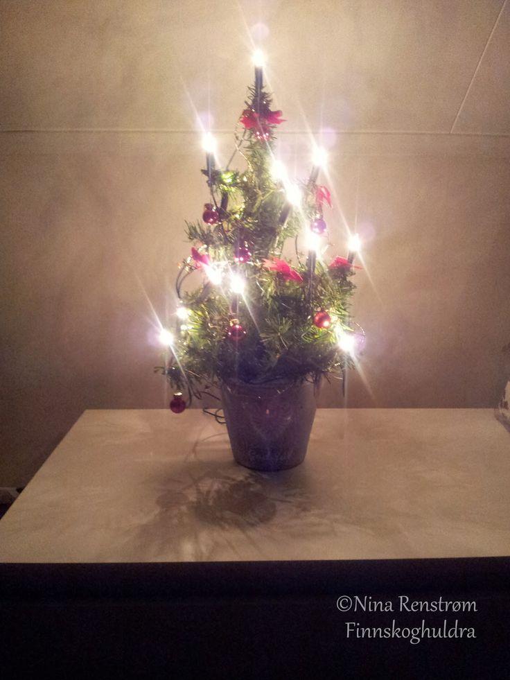 Finnskoghuldra's blogg: 8 dager til julaften :)