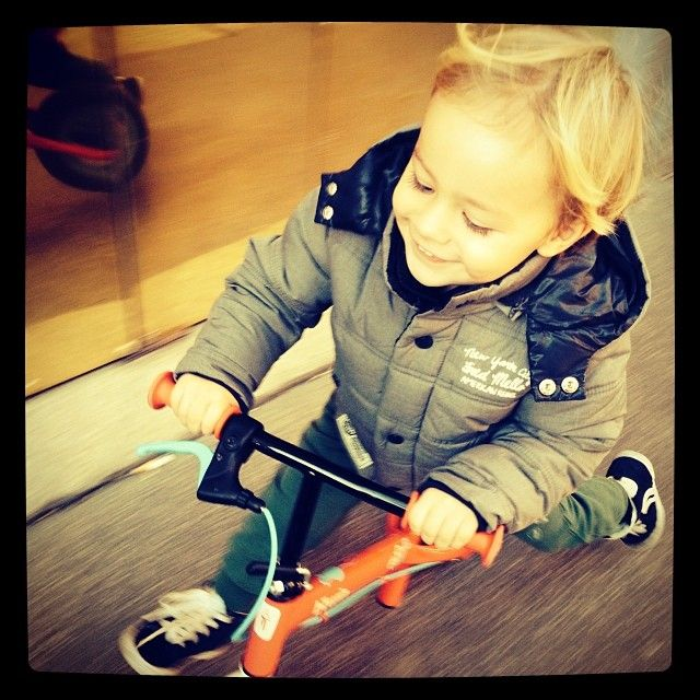 Regram Il diavolo veste pampers #kids #new #fredmello #fredmello1982 #newyork #advcampaign#fallwinter13 #accessible luxury #cool #usa #kidscollection