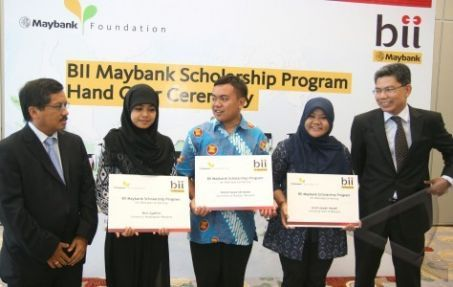 INFO BEASISWA PENDIDIKAN, Program BII-Maybank Foundation Scholarship