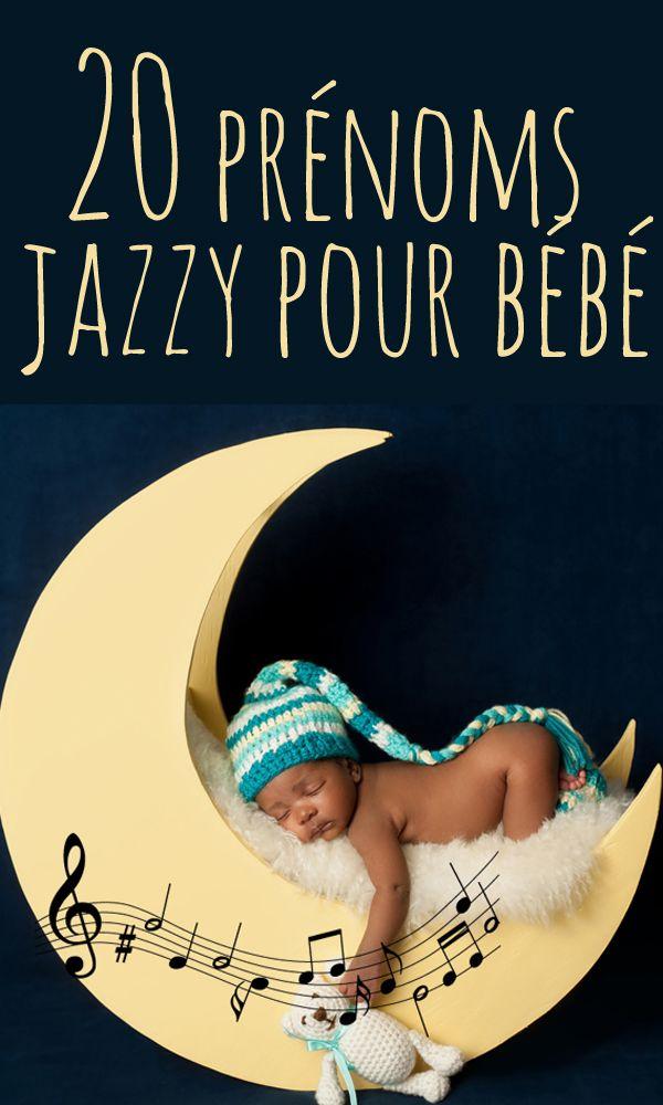 Envie d'un prénom doux aux oreilles ? Pourquoi pas un prénom jazzy?  Vous trouverez toute l'inspiration dans notre joli répertoire !