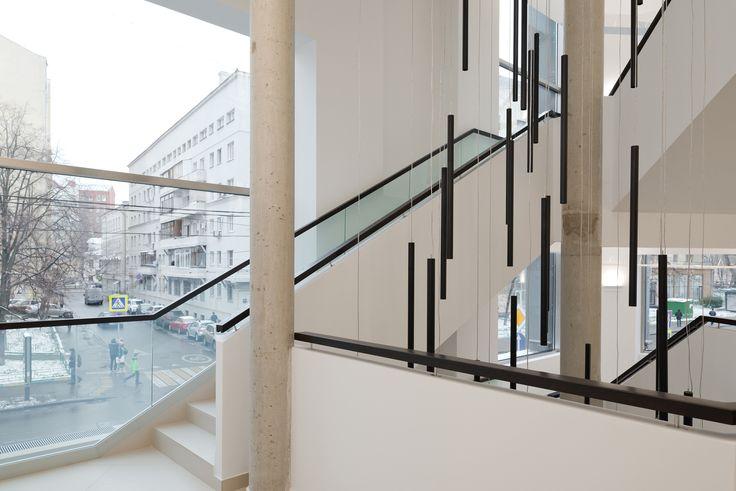 Gallery of Reconstruction of Soviet Factory for a Business Centre / kleinewelt architekten - 17