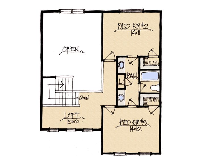 53 best schumacher floor plans images on pinterest for Custom dream home floor plans